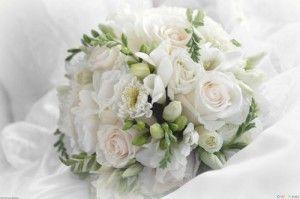 Букет для невесты — чудо флористического дизайна