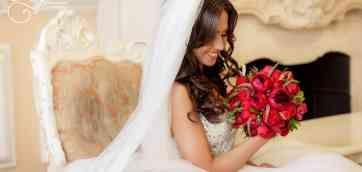 Букет невесты из розы с град Click for view big size (1280x849). розы цвета фуксии - Ольга Дм обои цвета фуксии фото