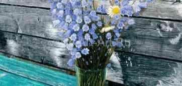Оригинальная форма цветка, напоминающая колокольчик, отразилась в названии на английском (Harebell или Bluebell), итальянском (Campanella), голландском (Klokje)